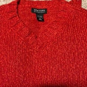 New York and Company V-Neck Sweater